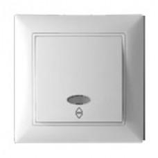 Выключатель проходной с подсветкой TA  11-121