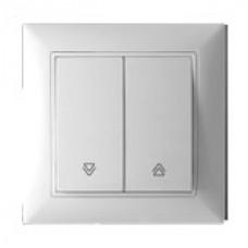Выключатель для управления жалюзи TA  11-127
